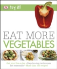 Eat More Vegetables - Book