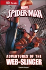 Marvel Spider-Man Adventures of the Web-Slinger - Book