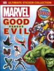 Marvel Good vs Evil Ultimate Sticker Collection - Book