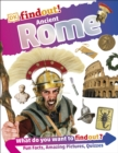 DKfindout! Ancient Rome - Book
