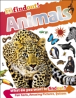 DKfindout! Animals - Book