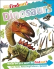 DKfindout! Dinosaurs - Book