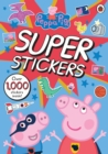 Peppa Pig Super Stickers Activity Book - Book