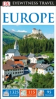 DK Eyewitness Europe - Book