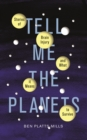 Tell Me the Planets : Stories of Brain Injury and What It Means to Survive - Book