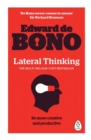 Lateral Thinking : A Textbook of Creativity - Book