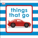 Squeaky Baby Bath Book Things That Go - Book