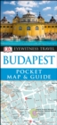 DK Eyewitness Budapest Pocket Map and Guide - Book