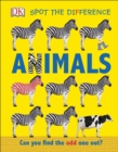 Spot the Difference Animals : Can you Find the Odd One Out? - Book