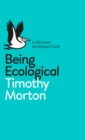 Being Ecological - Book