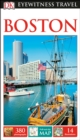 DK Eyewitness Boston - Book