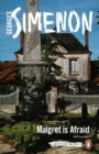 Maigret is Afraid : Inspector Maigret #42 - Book