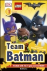 The LEGO (R) BATMAN MOVIE Team Batman - Book