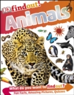 DKfindout! Animals - eBook