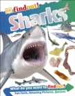 DKfindout! Sharks - Book