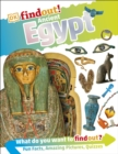 DKfindout! Ancient Egypt - Book
