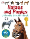 Horses and Ponies Ultimate Sticker Book - Book