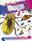 DKfindout! Bugs - Book