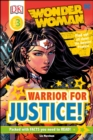 DC Wonder Woman Warrior for Justice! - Book