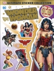DC Wonder Woman Ultimate Sticker Collection - Book