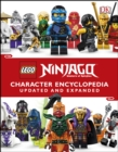 LEGO  Ninjago Character Encyclopedia Updated and Expanded : Includes Exclusive Jay Minifigure - eBook