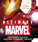 Ultimate Marvel : Includes two exclusive prints - Book
