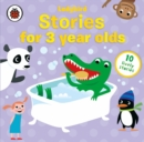 Stories for Three-Year-Olds - Book