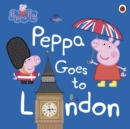 Peppa Pig: Peppa Goes to London - Book