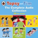 Topsy and Tim: The Complete Audio Collection - Book