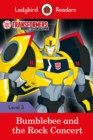Transformers: Bumblebee and the Rock Concert - Ladybird Readers Level 3 - Book