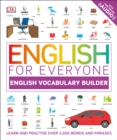 English for Everyone English Vocabulary Builder - Book
