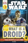 Star Wars What is a Droid? - Book