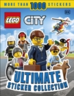 LEGO City Ultimate Sticker Collection - Book