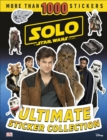Solo A Star Wars Story Ultimate Sticker Collection - Book