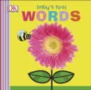 Baby's First Words - Book