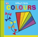 Baby's First Colours - Book
