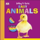 Baby's First Baby Animals - Book