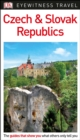 DK Eyewitness Czech and Slovak Republics - Book