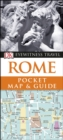 DK Eyewitness Rome Pocket Map and Guide - Book