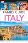 DK Eyewitness Family Guide Italy - Book