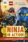 LEGO NINJAGO Ninja in Action! - Book