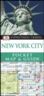 DK Eyewitness New York City Pocket Map and Guide - Book