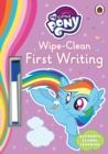 My Little Pony - Wipe-Clean First Writing - Book