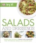 Salads and Dressings : Over 100 Delicious Dishes, Jars, Bowls & Sides - eBook