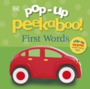 Pop-Up Peekaboo! First Words - Book