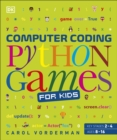 Computer Coding Python Games for Kids - Book