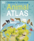 Children's Illustrated Animal Atlas - eBook