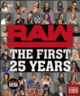 WWE RAW The First 25 Years - Book