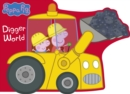 Peppa Pig: Digger World - Book