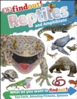 DKfindout! Reptiles and Amphibians - eBook